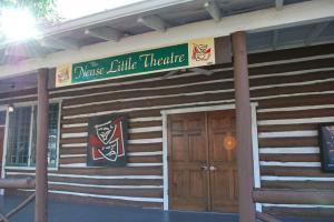 Blithe Spirit @ Neuse Little Theatre