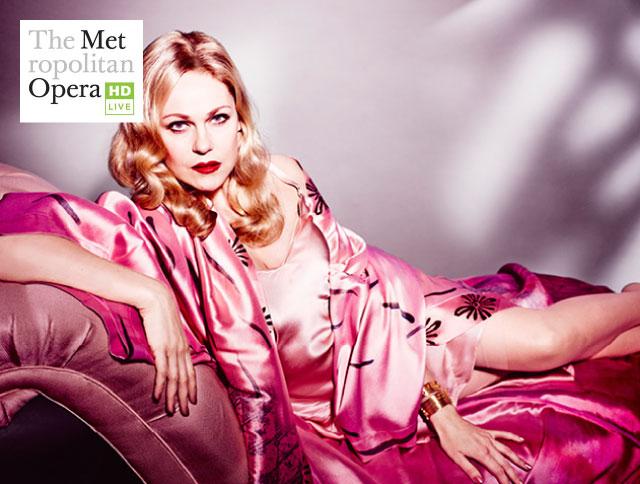 Met Opera Live in HD: Manon Lescaut (Puccini)