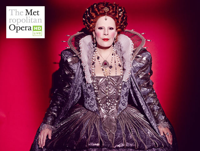 Met Opera Live in HD: Roberto Devereux (Donizetti)