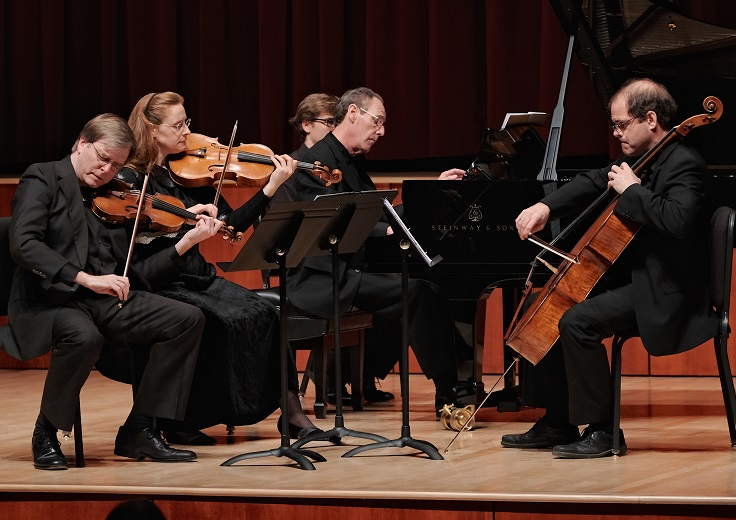 Chrysalis Chamber Music Institute presents Chamber Music Society of Lincoln Center