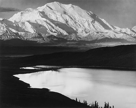 Ansel Adams: Eloquent Light