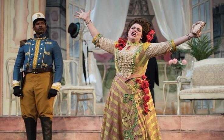 A.J. Fletcher Opera Institute: Opera Scenes