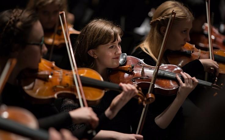 UNCSA Symphony Orchestra: String Spectacular