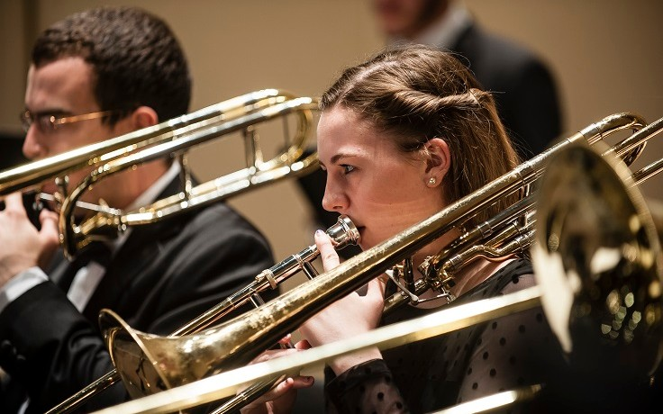 UNCSA Wind Ensemble: Soundscapes