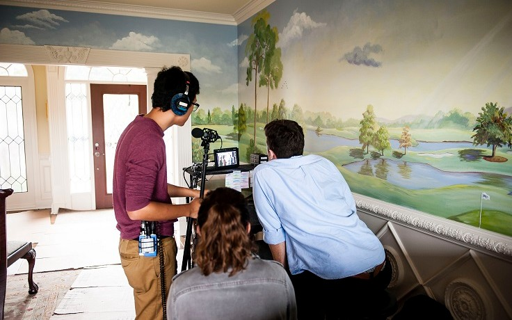 Third-Year Student Films