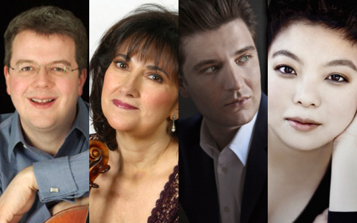 Chrysalis Chamber Music Institute Presents: Chamber Music Society of Lincoln Center