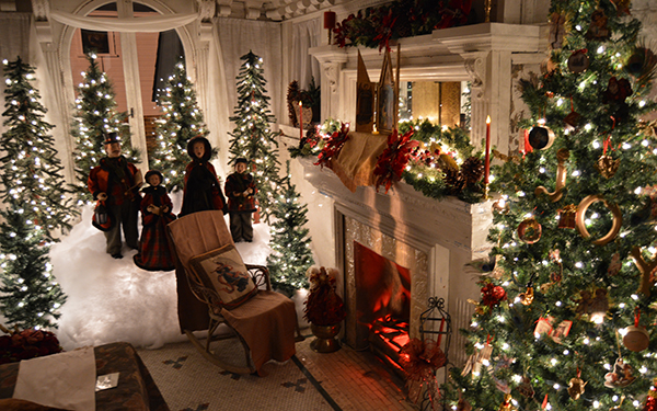 A Victorian Christmas at Korner's Folly