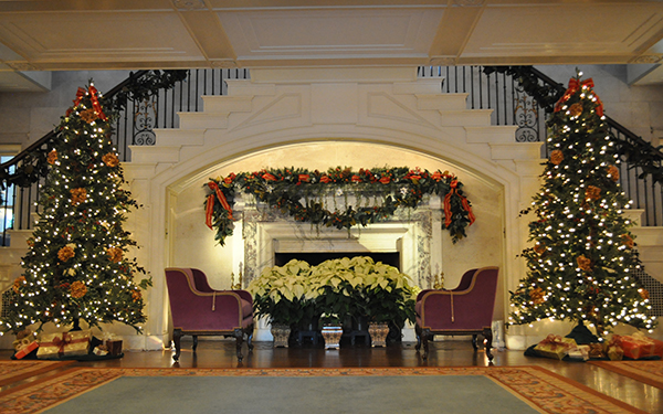Reynolda House Tours: A 1917 Christmas