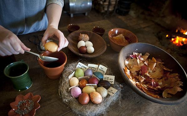 Easter Festival in Old Salem