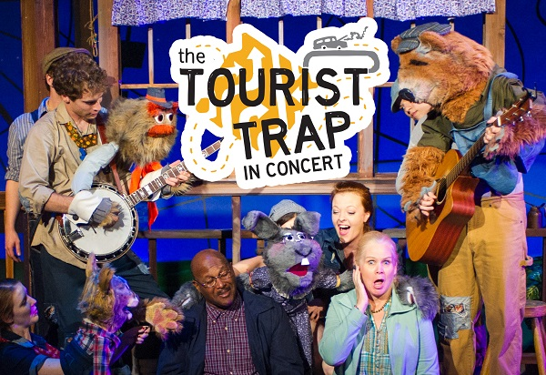 The Tourist Trap in Concert- Peppercorn Theatre at Kaleideum
