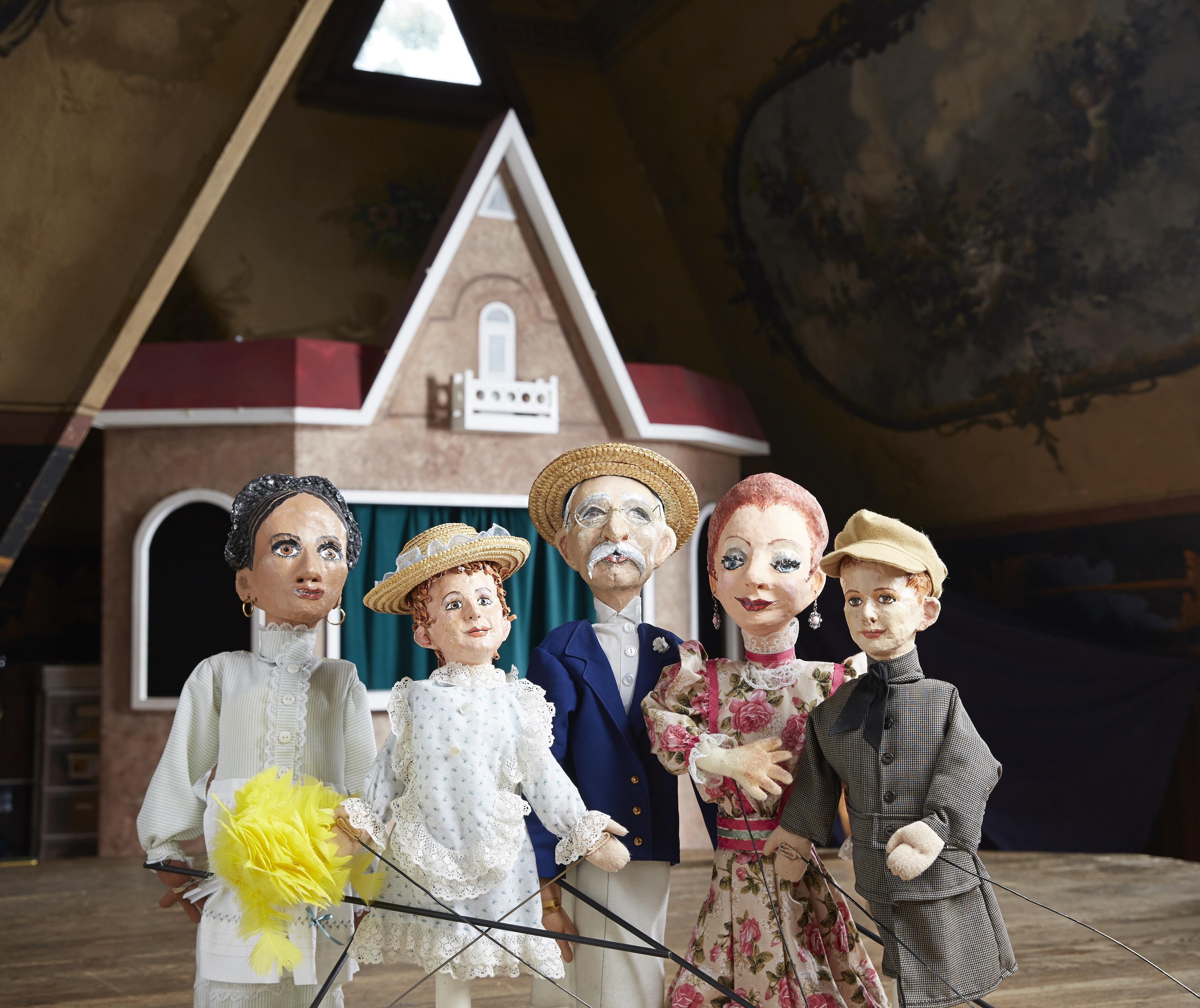 Körner's Folly Family Revue Puppet Show