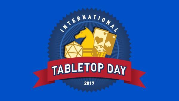 2017 Piedmont Triad's International TableTop Day