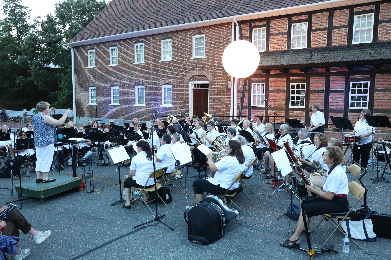 Salem Band Concert: