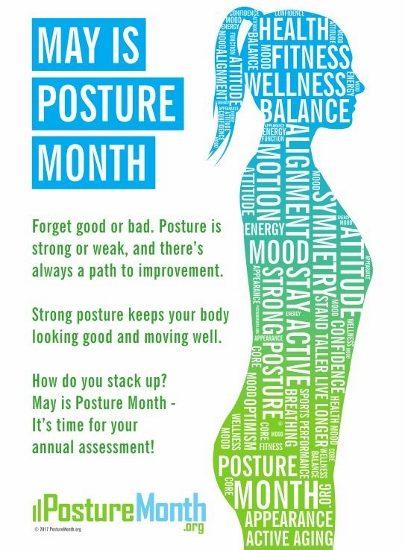 Posture Month