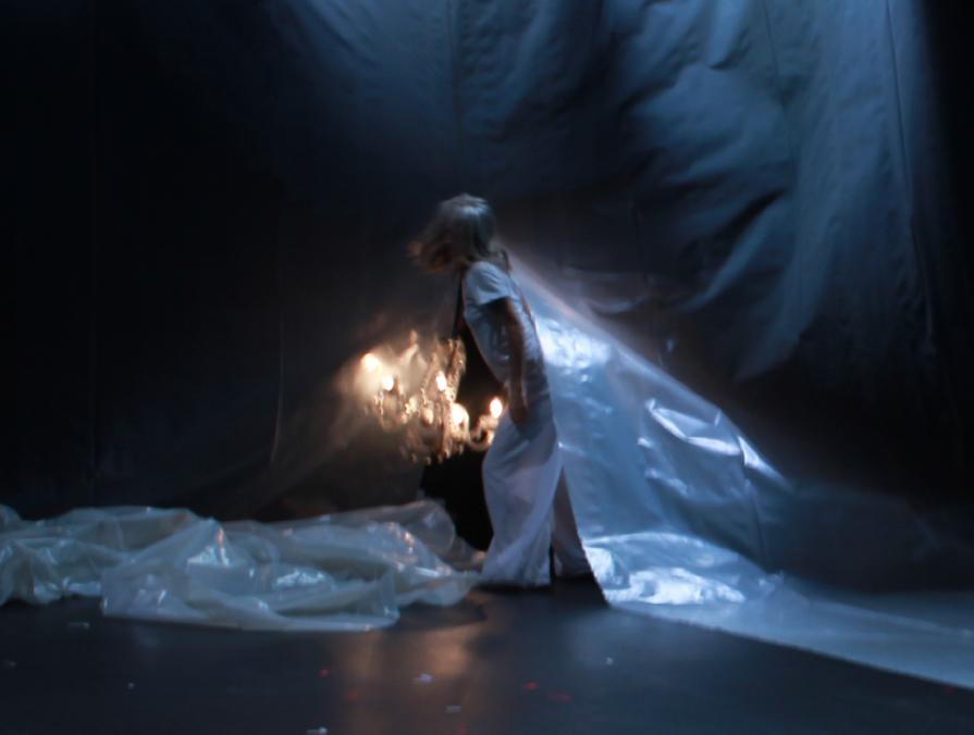 Alban Elved Dance Co: 'A Midsummer Nights Dream - Hippolyta's Disappearance'