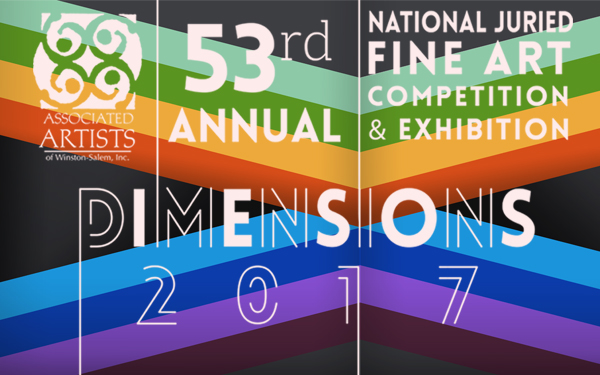 Dimensions 2017 National Juried Fine Art Exhibiton