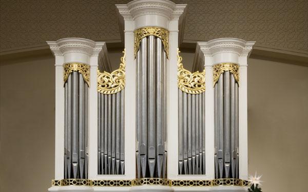 Noontime Organ Recital Series