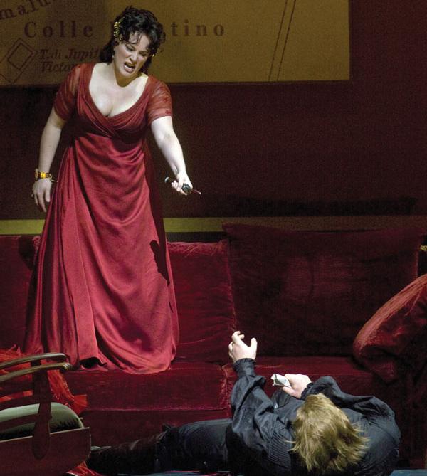 Tosca Met HD: Live