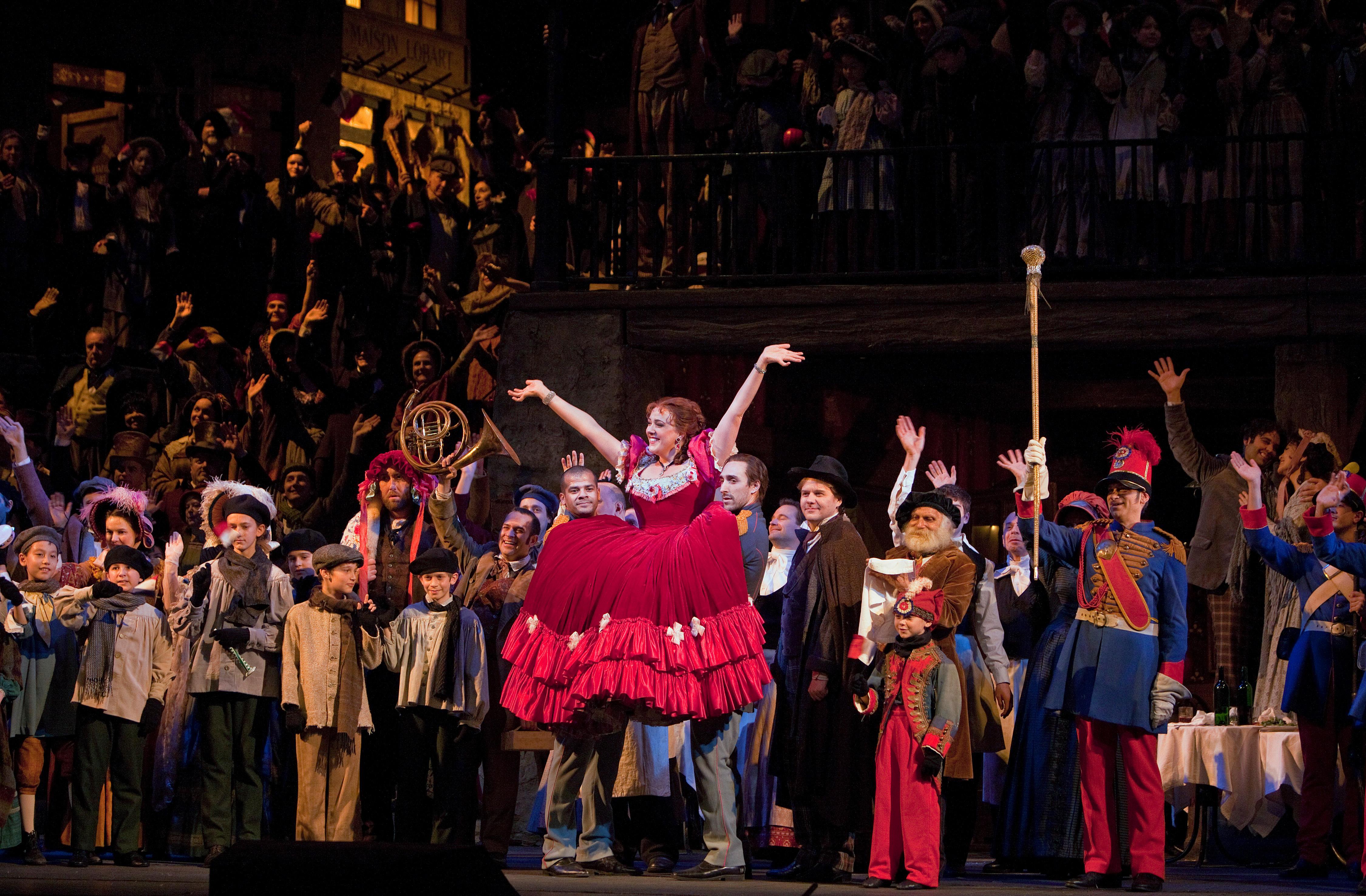 Meet Me at the Met Luncheon La Bohème