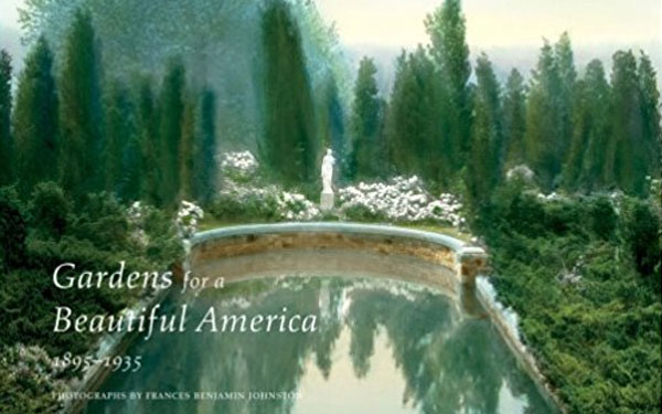Picturing the American Garden with Sam Watters Lecture & Book Signing