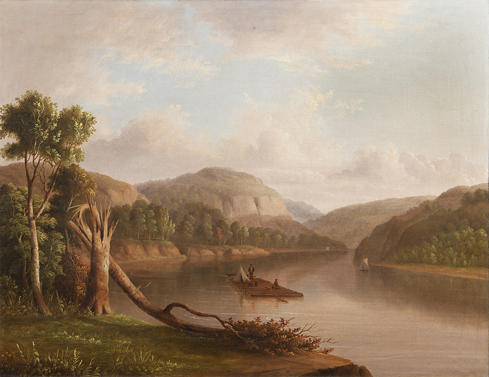 Southern Landscape Paintings with Catherine Carlisle