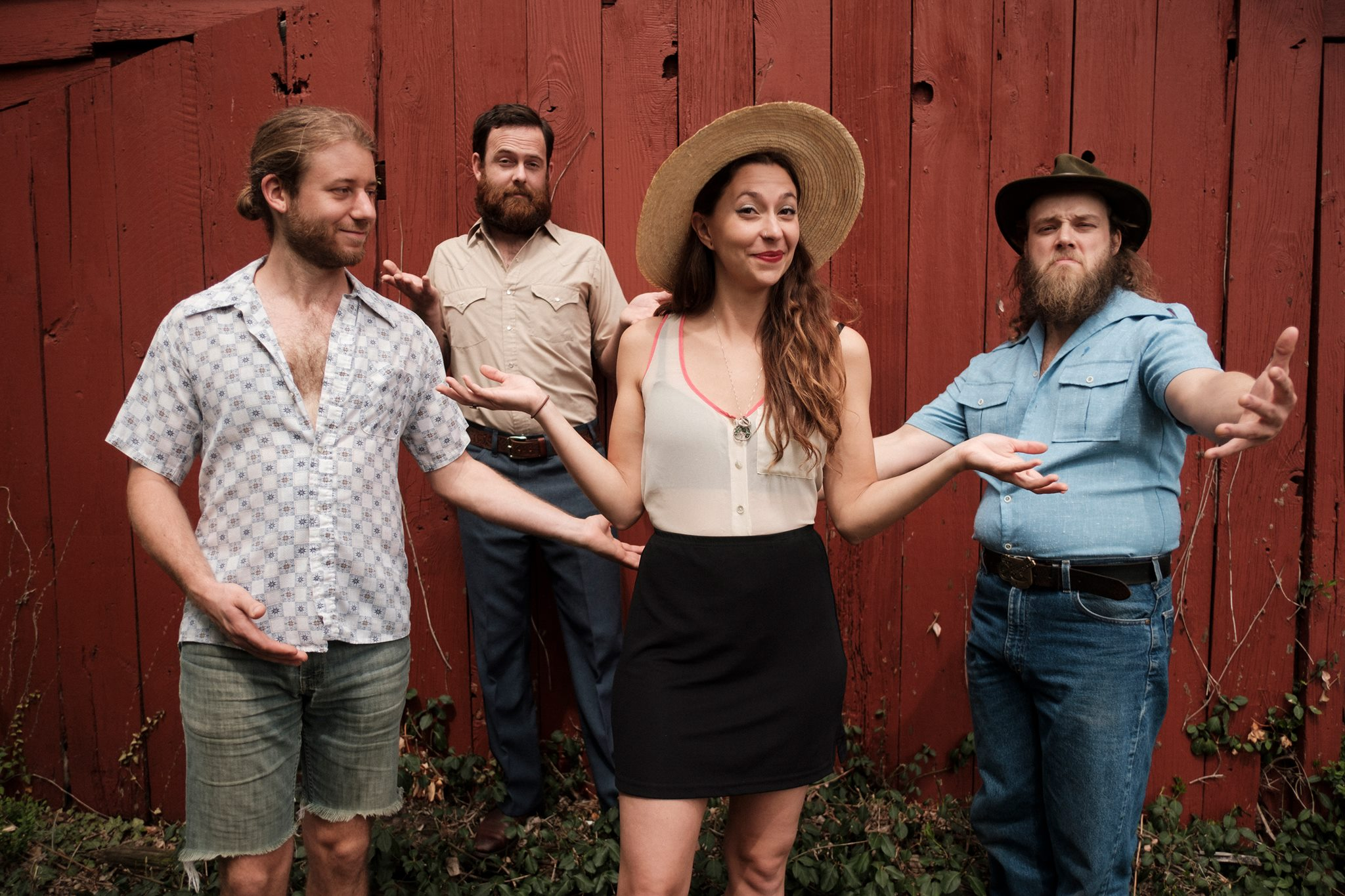 Concert on the Lawn: Lindsay Lou & The Flatbellys