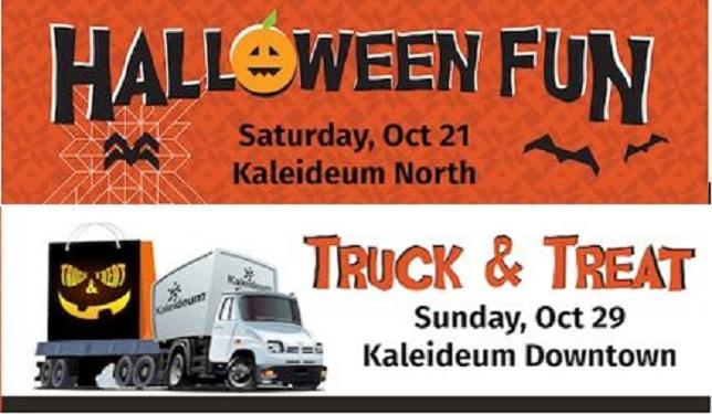 Halloween Fun at Kaleideum North