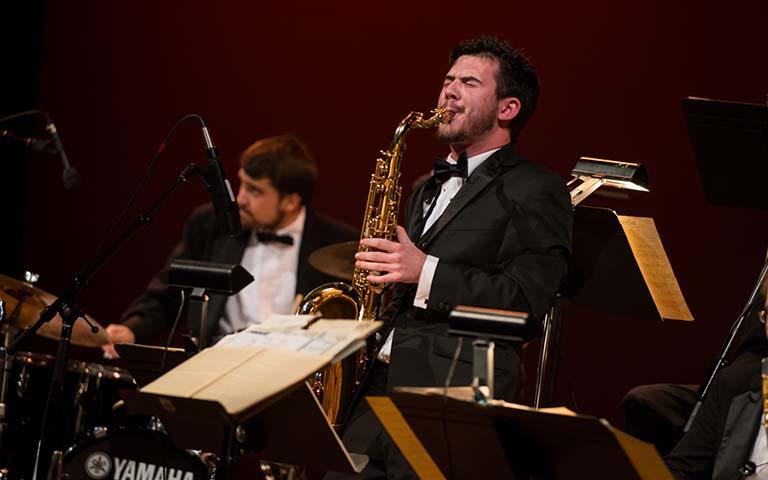 UNC School of the Arts: UNCSA Jazz Ensemble