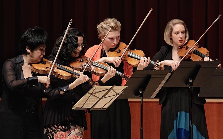 UNC School of the Arts: Chrysalis Chamber Music Institute Showcase