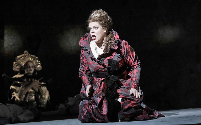 """UNC School of the Arts: A.J. Fletcher Opera Institute: """"Impressions de Pelléas"""""""