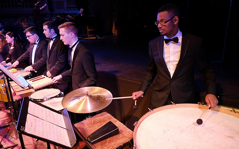 UNC School of the Arts: Percussion Ensemble Recital