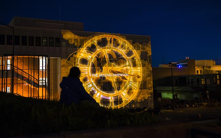 UNC School of the Arts: Winston-Salem Light Project