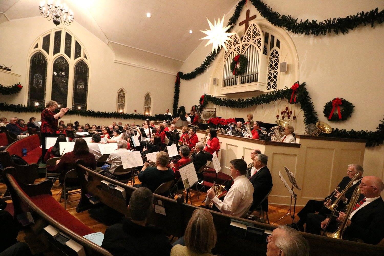 Salem Band Concert,