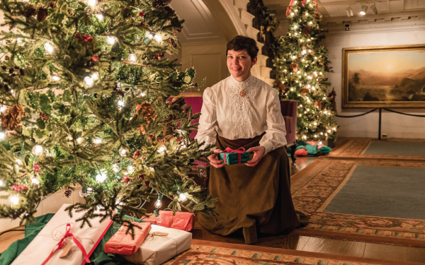 Centennial Christmas at Reynolda House