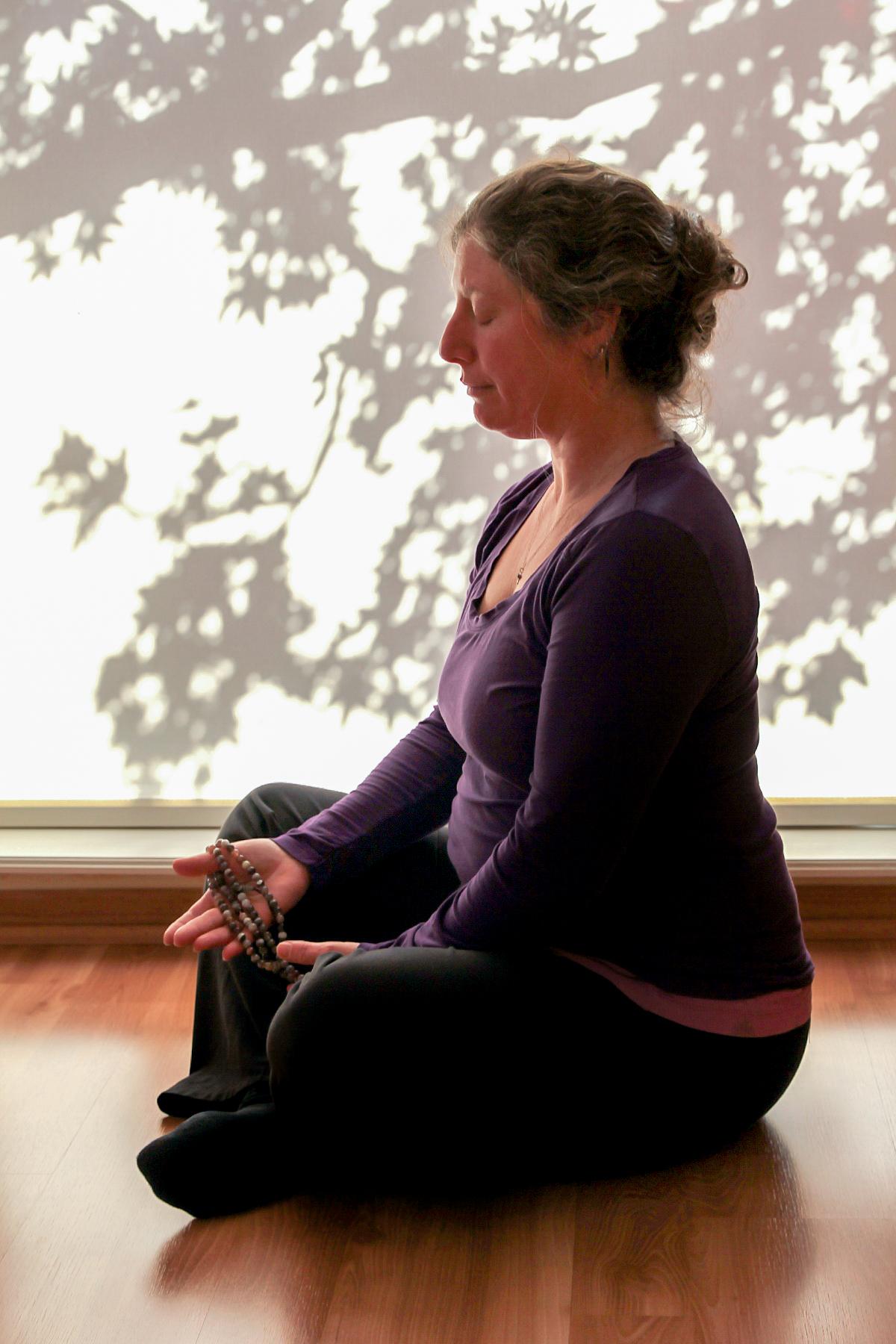 Mindfulness Meditation Workshop with Gwen McLaughlin