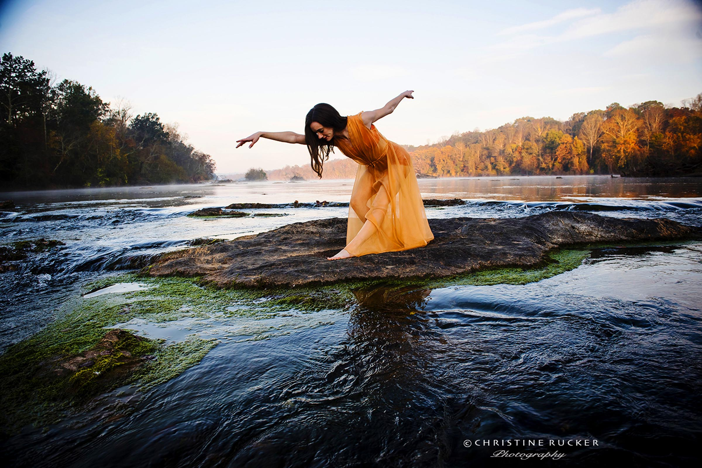 """DANCE FOR THE RIVER"" BY CHRISTINE RUCKER AT SECCA FEB 8 - MAR 11"