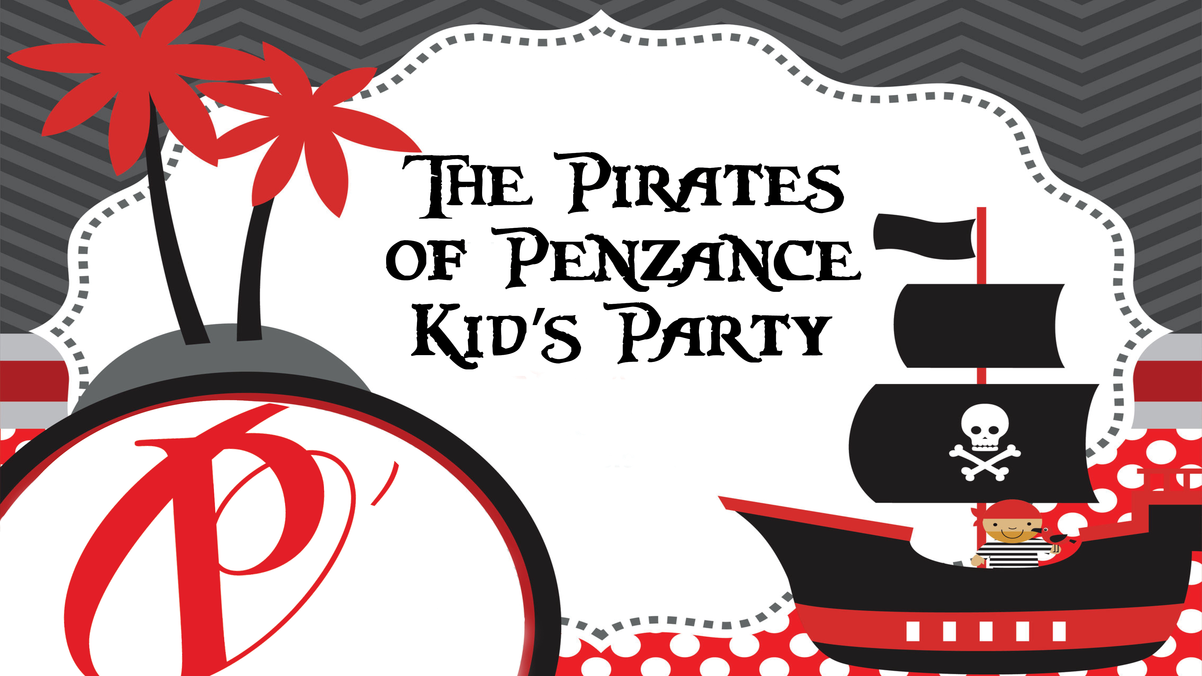 Free Pirate Party for Kids
