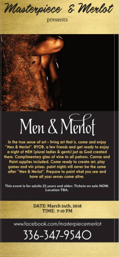 Men & Merlot