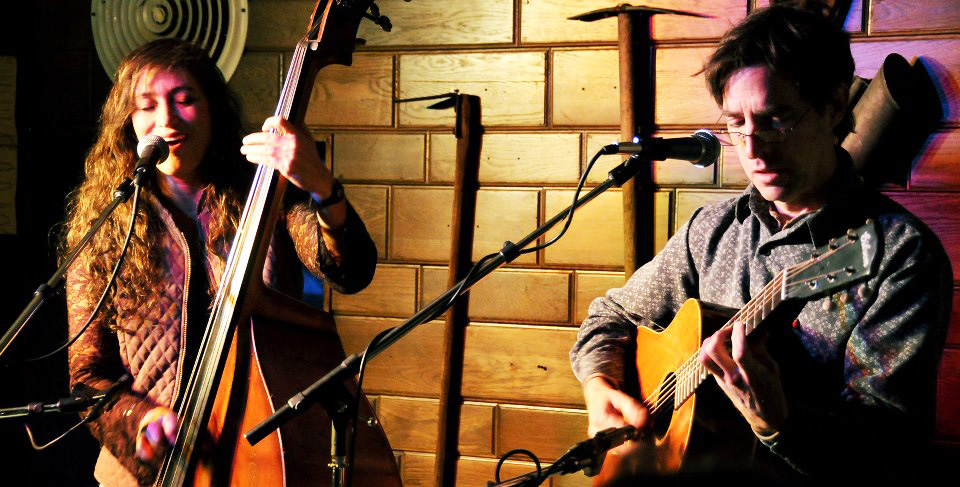 Fiddle & Bow Society Presents: Wil Maring and Robert Bowlin