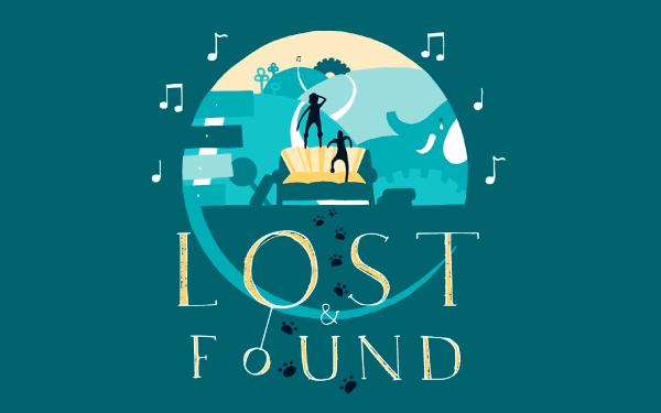 Peppercorn Theatre presents Lost & Found