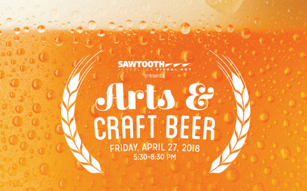 Arts and Craft Beer Night