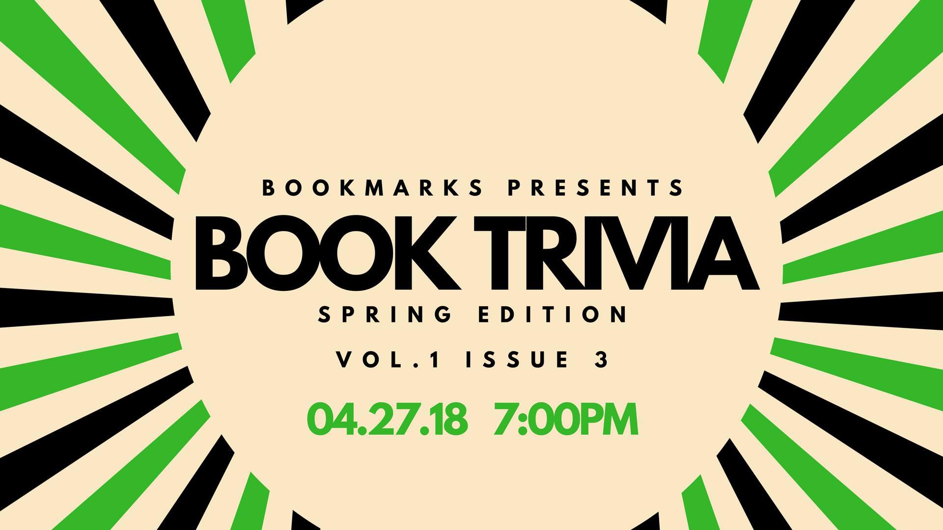 Book Trivia