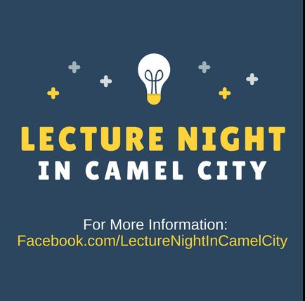 Camel City Lecture Night: The Historic Reynolds Building