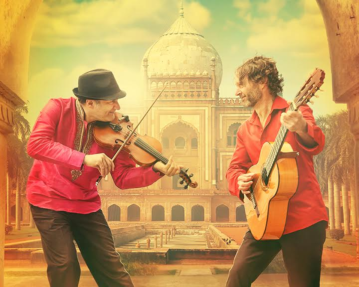 Fiddle & Bow Society Presents: Sultans of String