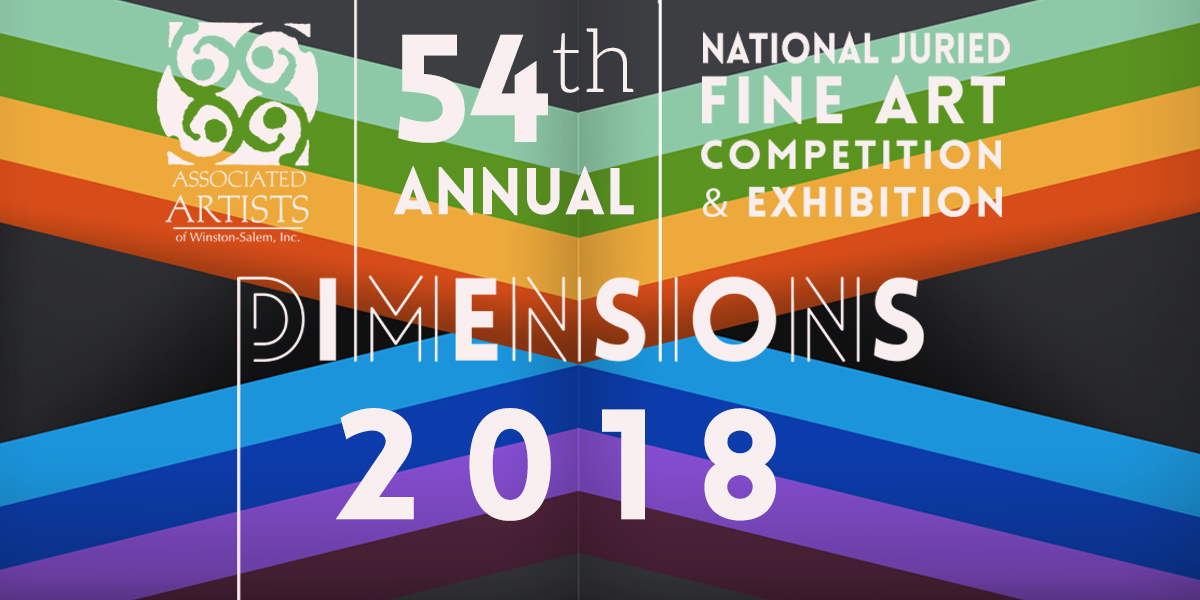 Dimensions 2018 National Juried Fine Art Exhibition & Competition