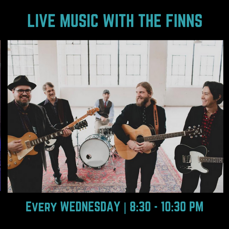 Live Music! - The Finns