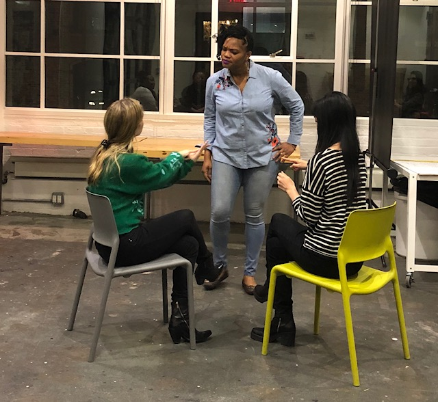 Improv + Communication Skills for Women