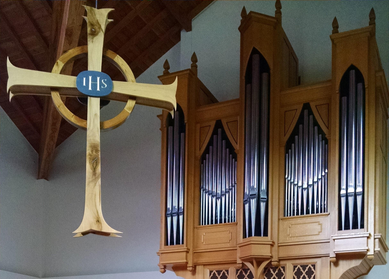 A Chapel Masterpiece - 3 Short Organ Recitals