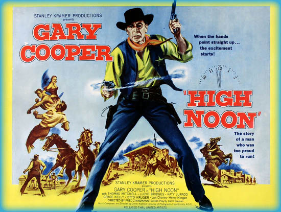 RiverRun Retro presents HIGH NOON