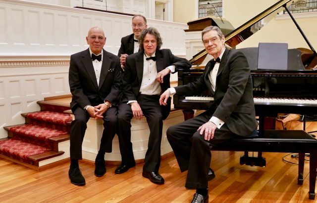 Jazz Classique: Baroque and Beyond